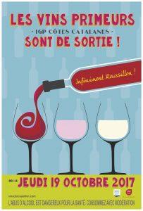 Affiche Vins Primeurs CIVR [1]
